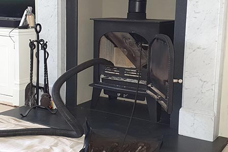 Chimney cleaning service hampshire
